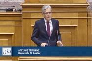 Άγγελος Τσιγκρής στη Βουλή: «Προϋπολογισμός εθνικά επωφελής και κοινωνικά απαραίτητος...» (video)