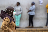 Νότια Αφρική - Κορωνοϊός: Αριθμός ρεκόρ ημερήσιων κρουσμάτων με 17.710 νέες μολύνσεις