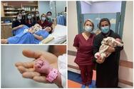 Πάτρα: Το πρώτο μωρό που ήρθε στον κόσμο για το 2021 είναι κοριτσάκι!