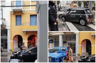 Πάτρα: Επεισοδιακή προσαγωγή του Λάκη Γαβαλά στο κέντρο της πόλης - ΔΕΙΤΕ ΦΩΤΟ