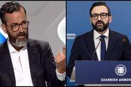 Χρήστος Ταραντίλης - Η ομοιότητα του νέου κυβερνητικού εκπροσώπου, με τον κριτή του GNTM δεν έμεινε ασχολίαστη