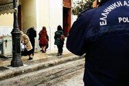 Πάτρα: Με μέτρα και αστυνομία έξω από τους ναούς η γιορτή των Θεοφανείων