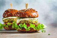 Συνταγή για vegan μπέργκερ