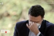 Βασίλης Κικίλιας: Συγκίνηση για τους υγειονομικούς (video)
