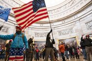 ΗΠΑ: Με οπλισμό στους δρόμους της Ουάσινγκτον η Εθνοφρουρά υπό τους φόβους νέων ταραχών