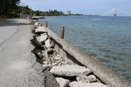 Εγκρίθηκε η μελέτη για τη διάβρωση των ακτών Ρίου και Αγ. Βασιλείου