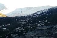 Κακοκαιρία «Λέανδρος» - Έπεσαν τα πρώτα χιόνια στα ορεινά της Ηλείας (φωτο)