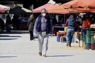 Λαϊκή αγορά: Από Δευτέρα και τα βιομηχανικά είδη