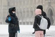 Κορωνοϊός - Ρωσία: Πάνω από 23.500 οι νέες μολύνσεις
