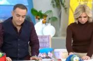 Κατερίνα Καραβάτου και Κρατερός Κατσούλης απολογήθηκαν δημόσια για τα αδέρφια Βαρουξή (video)