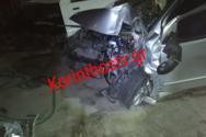 Τραγωδία στην Πατρών - Κορίνθου: Νεκρή 30χρονη σε τροχαίο