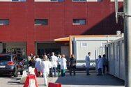 Πάτρα - κορωνοϊός: Πέντε νέα κρούσματα σε ασθενείς στον Άγιο Ανδρέα