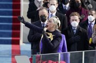 Ορκωμοσία Μπάιντεν: Η Lady Gaga τραγούδησε τον Εθνικό Ύμνο των ΗΠΑ