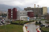 Πάτρα: Κλοιός προστασίας γύρω από το νοσοκομείο του Αγίου Ανδρέα