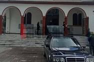 Αιτωλοακαρνανία: Θλίψη στην κηδεία του 91χρονου που δολοφονήθηκε μέσα στο σπίτι του
