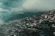 Αράχωβα - Η βασίλισσα του χιονιού στα καλύτερα της (video)