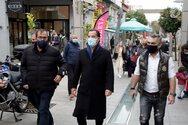 Γεωργιάδης: Πολύς κόσμος στην αγορά - Προσοχή, θα είναι κρίμα να πάμε πίσω