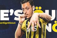 Οζίλ: Επίσημα παίκτης της Φενέρμπαχτσε