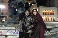Μαρία Κυριακοπούλου - Το μήνυμα της βασίλισσας για καλό καρναβάλι