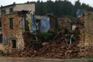 Αγρίνιο: Κατέρρευσε τμήμα πέτρινης κατοικίας στην Κυψέλη