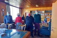 Πάτρα: Συνάντηση Πρυτανικών Αρχών με Σκανδάμη και Λόη