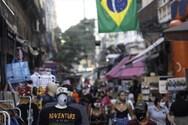 Κορωνοϊός: Σχεδόν 600 νέα θύματα στην Βραζιλία