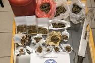 Κάτω Αχαΐα: Κατασχέθηκαν περίπου 230 γραμμάρια κάνναβης και ένα ξίφος (φωτο)