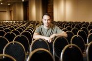 Βαγγέλης Δουκουτσέλης -  Ο νέος «γραμματικός» του «Καφέ της Χαράς» στο patrasevents.gr