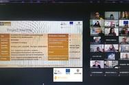 Πραγματοποιήθηκε Διεθνής Συνέντευξη Τύπου για το έργο INTECMED