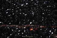 Πάτρα: Χιονόπτωση στον Ρωμανό για αρκετές ώρες (φωτο)