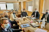 Αλεξοπούλου με Παπαδόπουλο στους Υφυπουργούς Ψηφιακής Διακυβέρνησης