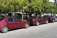 Πορεία διαμαρτυρίας από τους οδηγούς ταξί στην Πάτρα (video)