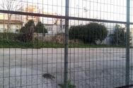 Πάτρα: Το γηπεδάκι της Καζάρμα μένει κλειστό εδώ και χρόνια (φωτό)