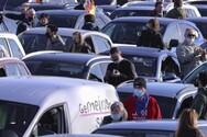 Νέες διαδηλώσεις στη Γερμανία κατά των περιοριστικών μέτρων για τον κορωνοϊό