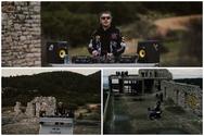 Ασταμάτητη live μουσική από τα χαλάσματα του Σανατορίου στην Πάτρα (video)