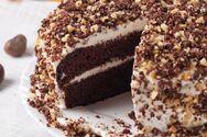 Σοκολατένια τούρτα με κάστανο