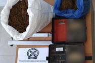 Πάτρα: Κατασχέθηκαν 8 κιλά λαθραίου καπνού