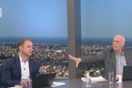 Ο Αλέξης Κούγιας έκλεισε το τηλέφωνο και στον Παπαδάκη - Εκνευρίστηκε ο παρουσιαστής (video)