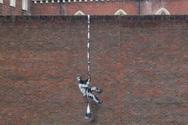 Η φυλακή του Όσκαρ Ουάιλντ έγινε καμβάς για τον Banksy