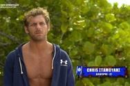 Αποχώρησε ο Chris Σταμούλης από το Survivor