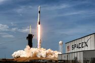 Space X: Ο τρίτος πύραυλος Starship του Έλον Μασκ κατάφερε να προσγειωθεί