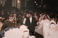 Τσικνοπέμπτη στην Πάτρα από τα παλιά με τον Γάμο της Γιαννούλας της Κουλουρούς (φωτο)