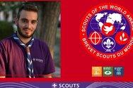 Κωνσταντίνος Δρακόπουλος - Πρόσκοπος του Κόσμου ένας 17χρονος Πατρινός