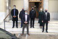 Αστυνομικοί Αχαΐας: Ημέρα μνήμης των θανόντων εν ώρα υπηρεσίας