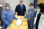 Κάτω Αχαΐα: Γεννητούρια στο Κέντρο Υγείας, «έσπασαν» τη μιζέρια της πανδημίας