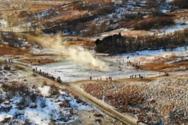 Το εντυπωσιακό φυσικό φαινόμενο της Ισλανδίας (video)