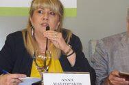 Πάτρα - Η Άννα Μαστοράκου για τα εμβόλια της AstraZeneca: «Ψυχραιμία…»