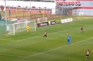 Παναχαϊκή-Απόλλων Λάρισας: Από λάθος του Γλύκου το 1-0 (video)