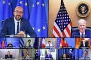 Σύνοδος Κορυφής: Ικανοποίηση της κυβέρνησης από την Κοινή Δήλωση των 27 ηγετών σχετικά με την Τουρκία