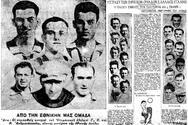 Σαν σήμερα 7 Απριλίου πραγματοποιείται ο πρώτος διεθνής αγώνας της Εθνικής Ελλάδας